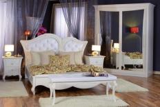 Dormitor Capri avorio