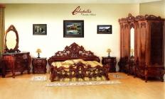 Dormitor Cleopatra Lux