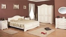 Dormitor Valentina Gold