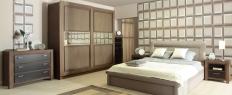 Dormitor Cube CB+Negru