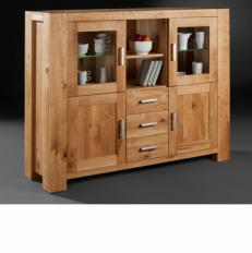 TLB009 Highboard 4 usi 3 sertare Cortina