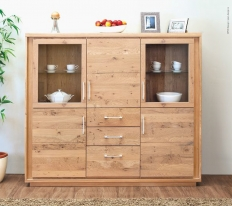 Highboard Laura (Stejar)