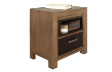 Noptiera 1U Cube Coffee Brown