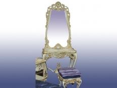 Toaleta cu rama oglinda LL