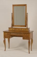 Toaleta cu rama oglinda Romantique Lux