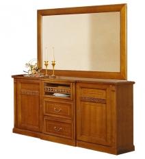Rama oglinda pentru bufet Romantique Lux M