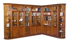 Biblioteca modulara Romantique Lux